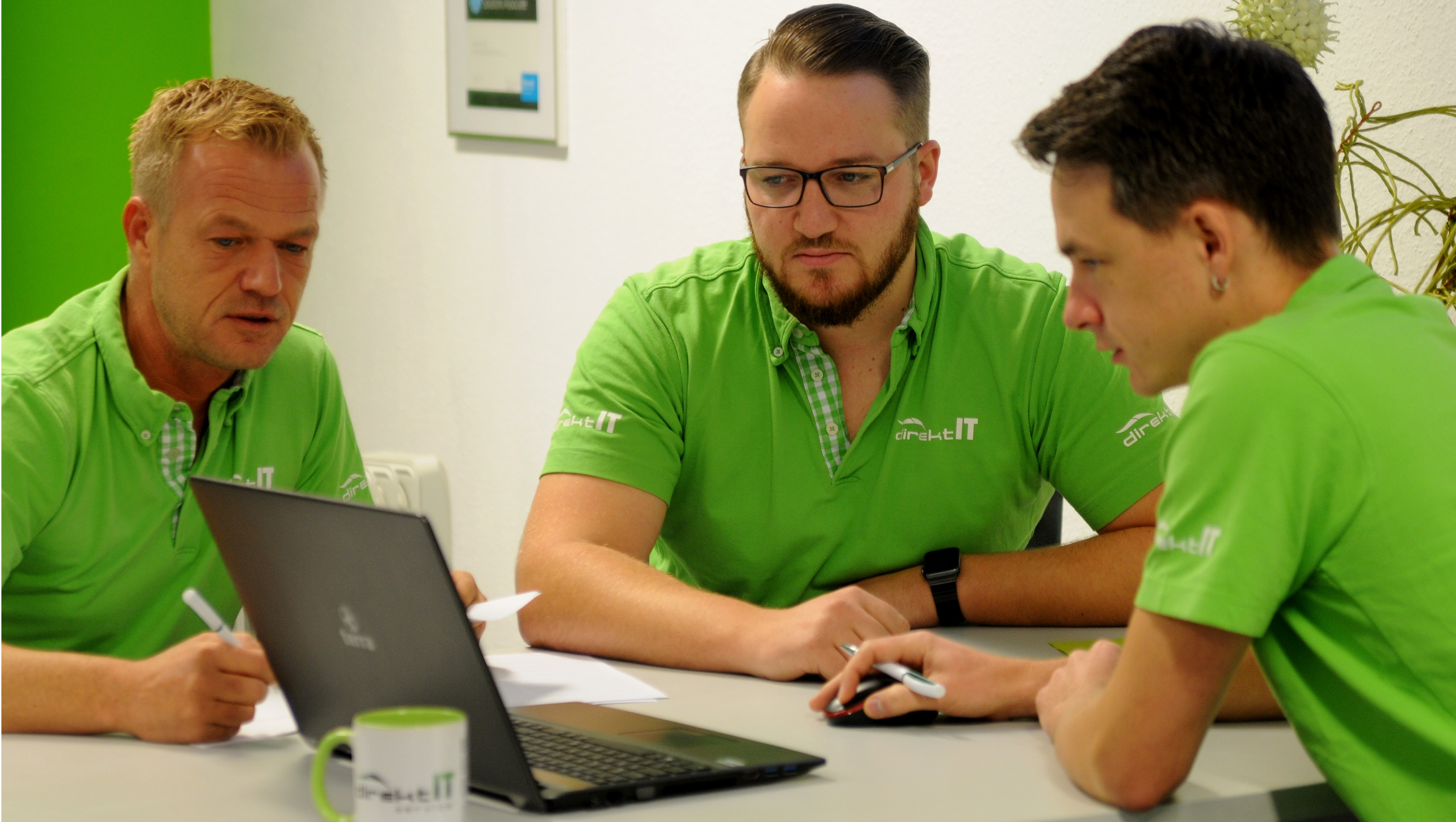 direkt IT Team EDV Service Laptop