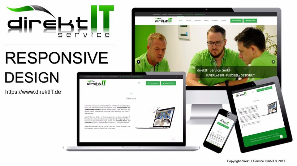 Hierbei wird das Layout einer Website so flexibel gestaltet, dass dieses auf dem Computer- Desktop, Tablet und Smartphone eine gleichbleibende Benutzerfreundlichkeit bietet und der Inhalt gänzlich und schnell vom Besucher aufgenommen werden kann.